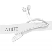 Беспроводные Bluetooth наушники Baseus Encok Neck Hung S16 NGS16-02 (Белый)