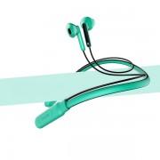 Беспроводные Bluetooth наушники Baseus Encok Neck Hung S16 NGS16-09 (Бирюзовый)