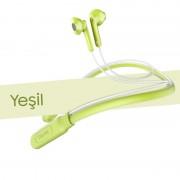 Беспроводные Bluetooth наушники Baseus Encok Neck Hung S16 NGS16-06 (Зеленый)