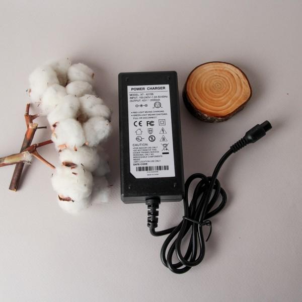 Зарядное устройство для гироскутера, 42V-1,5-2A