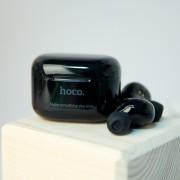 Беспроводные наушники Hoco ES10 с боксом TWS (Черный)