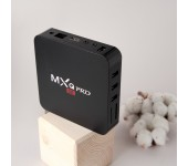 TV приставка MXQ Pro 4K