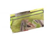 Сумка чехол на пояс для смартфона плотный материал для спорта (Желтый)
