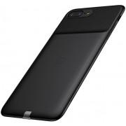 Чехол Baseus с беспроводной зарядкой Qi и магнитом Backclip ACAPIPH7P-LJ01 для iPhone 7 Plus iPhone 8 Plus (Черный)
