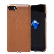 Чехол с беспроводной зарядкой Qi Nillkin N-Jarl для iPhone 7 iPhone 8 (Коричневый)