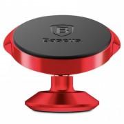 Магнитный держатель Baseus Small Ears Series Magnetic Suction Bracket SUER-B09 (Красный)