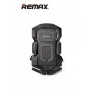 Универсальный держатель в автомобиль для смартфона Remax RM-C14 (Черный с серым)