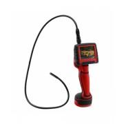 Технический эндоскоп с дисплеем Eplutus 8843 AU (Красный)