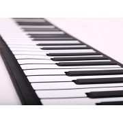 Мягкое электронное пианино с 88 клавишами MIDI клавиатура