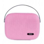 Портативный динамик Hoco BS2 Desktop bluetooth Speaker Pink (Розовый)