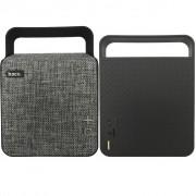 Портативная bluetooth колонка HOCO BS6 NuoBu desktop (Серый)