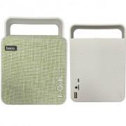 Портативная bluetooth колонка HOCO BS6 NuoBu desktop (Зеленый)