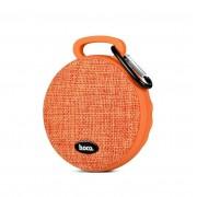Портативная колонка Hoco BS7 Mobu sport bluetooth speaker (Оранжевый)