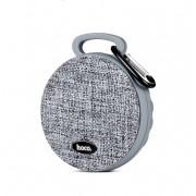 Портативная колонка Hoco BS7 Mobu sport bluetooth speaker (Серый)