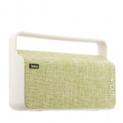Портативный динамик Hoco BS10 Dibu desktop wireless speaker (Зеленый)