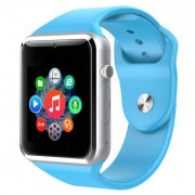 Часы UWatch A1 (Голубой)