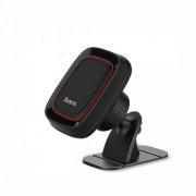 Автодержатель для смартфона Hoco CA24 Lotto series magnetic automotive center adsorbed holder (Черный)