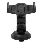 Автодержатель для смартфона Hoco CA40 Refined suction cup base in-car dashboard phone holder (Черный)
