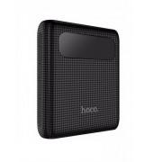 Внешний аккумулятор Hoco B20-10000 Mige Power Bank (Черный)