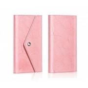 Универсальный чехол кошелек Hoco HS5 Multifunctional Mobile Wallet (Розовый)
