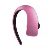 Bluetooth гарнитура HOCO E10 Touchable business wireless earphone (Розовый)