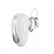 Bluetooth гарнитура HOCO E12 beetle mini earphone (Белый)