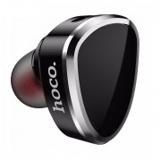 Bluetooth гарнитура HOCO E7 wireless Earphone мини (Черный)