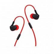 Беспроводные вакуумные наушники HOCO ES1 Sport Bluetooth Earphone (Красный)