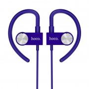 Беспроводные вакуумные наушники HOCO ES5 Magnetic sporting wireless earphone (Синий)