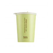 Термокружка HOCO CP4 double layer wheat smell cup (Зеленая)