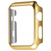 Защитный чехол для Apple Watch HOCO 2 PC cover (Золотой 42мм)