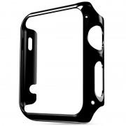 Защитный чехол для Apple Watch HOCO Plating Case (Серый 38мм)