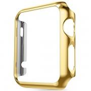 Защитный чехол для Apple Watch HOCO Plating Case (Золотой 38мм)