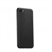 Чехол HOCO Ultra thin series carbon fiber PP cover for iPhone 7 iPhone 8 (Черный)