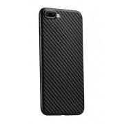 Чехол HOCO Ultra thin series carbon fiber PP cover iPhone 7 plus iPhone 8 plus (Черный)