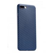 Чехол HOCO Ultra thin series carbon fiber PP cover iPhone 7 plus iPhone 8 plus (Сапфир)
