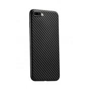Чехол HOCO Carbon fiber series TPU case for HuaWei P10 (Черный)