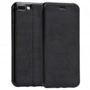 Чехол HOCO Juice series Nappa leather case for IPhone 7 plus IPhone 8 plus (Черный)