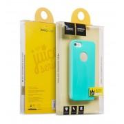 Чехол HOCO Juice series TPU back cover for iPhone 5 5s 5E (Черный)