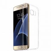 Силиконовый чехол HOCO Light series TPU case для Samsung S7 edge (Прозрачный)