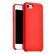 Чехол HOCO Original series Silica cover for iPhone 7 iPhone 8 (Красный)