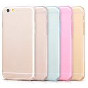 Чехол HOCO Light series TPU case for iPhone 6 plus (Розово-золотой)