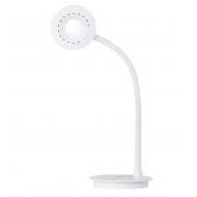 Светодиодная настольная лампа HOCO H3 Tabletop Lamp (Белая)