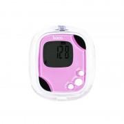 Шагомер HOCO B2 Fat tester pedometer (Розовый)