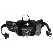 Спортивная сумка на пояс Hoco HS1 Sports (Черная)