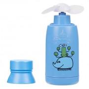 Мини-вентилятор в бутылке HOKO F2 hand-hold fan (Голубой)