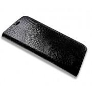 Кожаный чехол Hoco Orden series leather case for iPhone X (Черный)