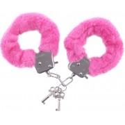Розовые наручники, розовый