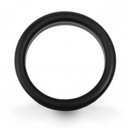 Черное эрекционное кольцо, черный