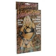 Надувная секс-кукла Валентина, телесный